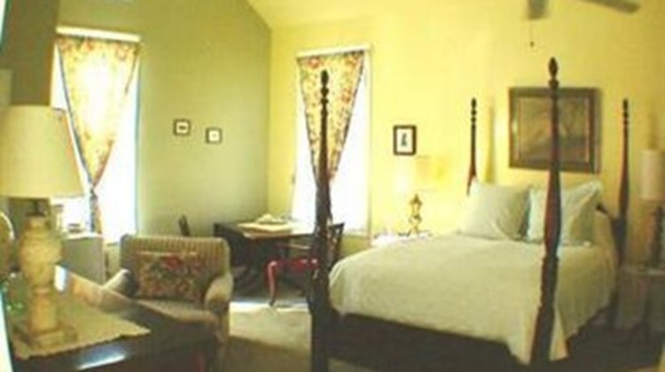 A Yellow Rose Bed & Breakfast Room