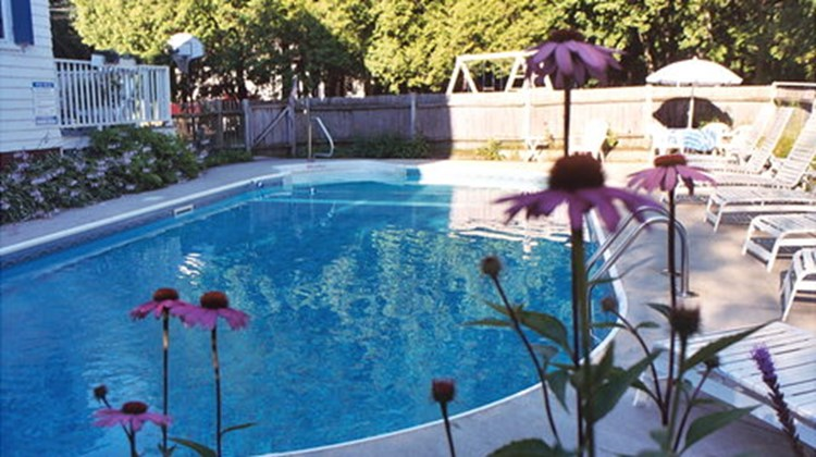 Atlantic Birches Inn Pool