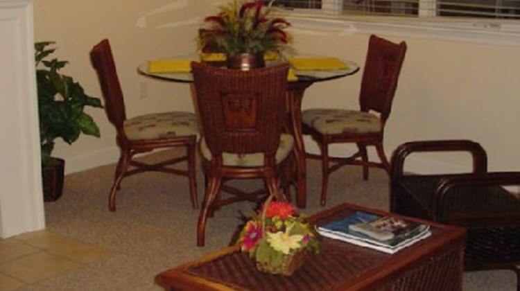 Mariners Landing Resort Community Room