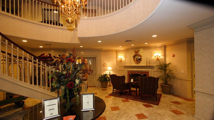 Inn at Middletown Lobby