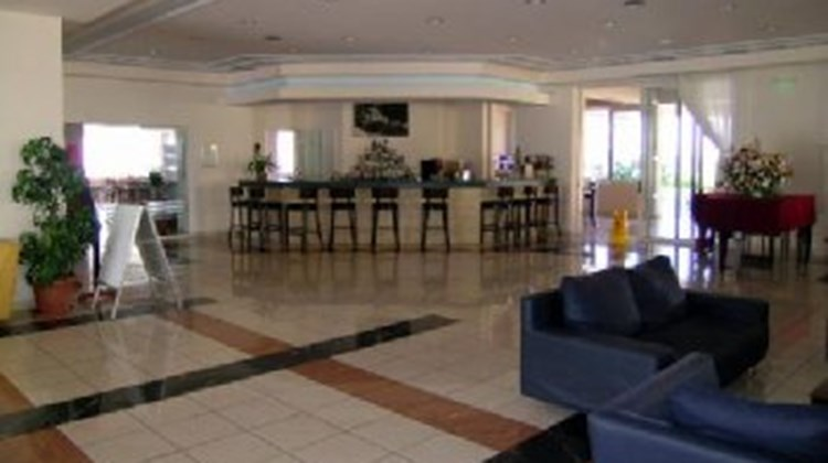 Blue Bay Escape Resort Lobby
