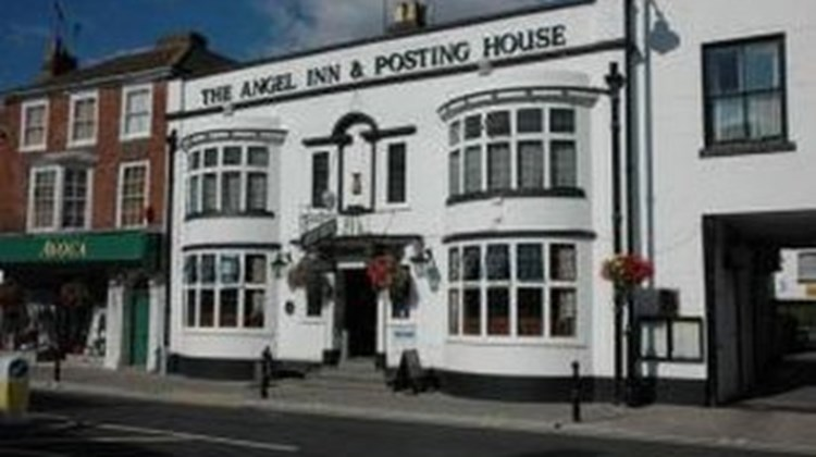 Angel Inn Hotel Exterior