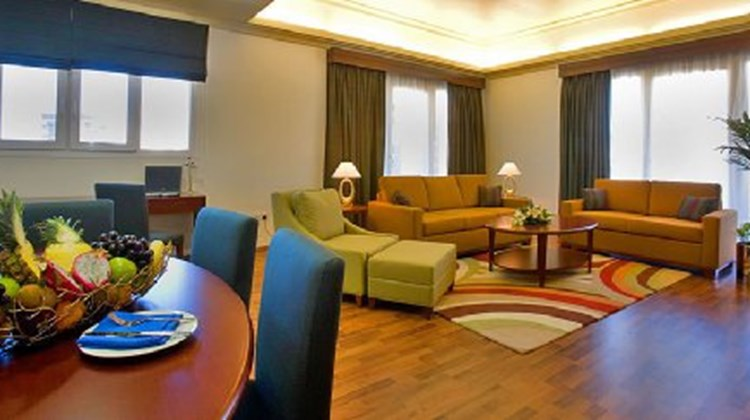 Al Khoory Hotel Apartments Room