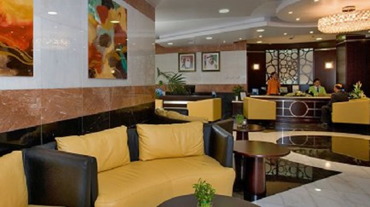 Al Khoory Hotel Apartments Lobby