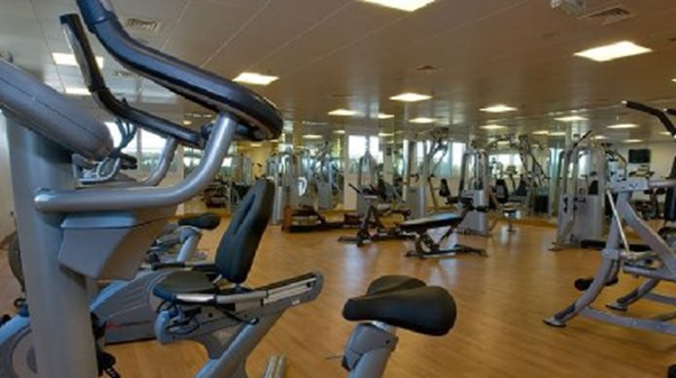 Al Khoory Hotel Apartments Health Club