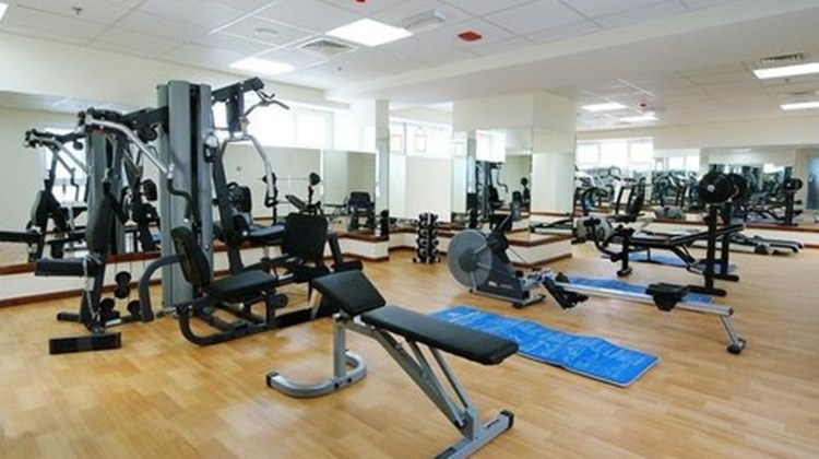 Golden Square Hotel Apartments Health Club