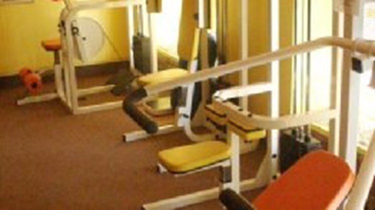 Aracoma Hotel Health Club