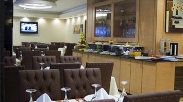 Marlight Boutique Hotel Izmir Center Restaurant