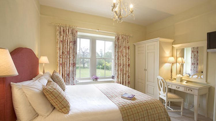 Lovelady Shield Country House Hotel Room