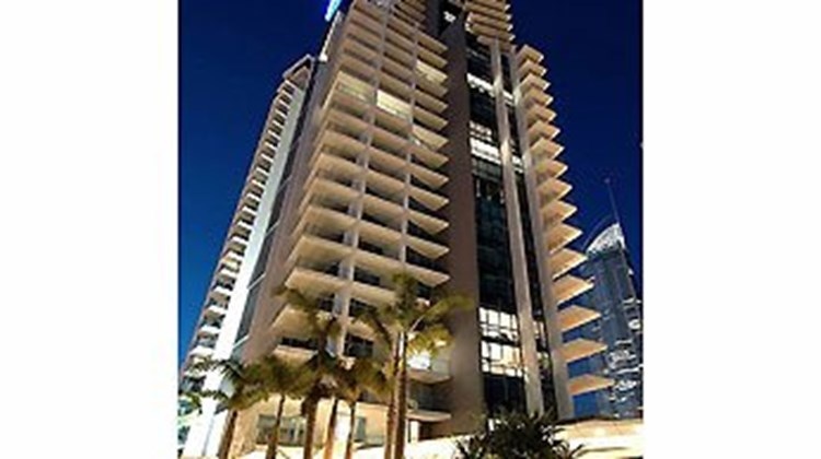 Artique Resort - Surfers Paradise Exterior