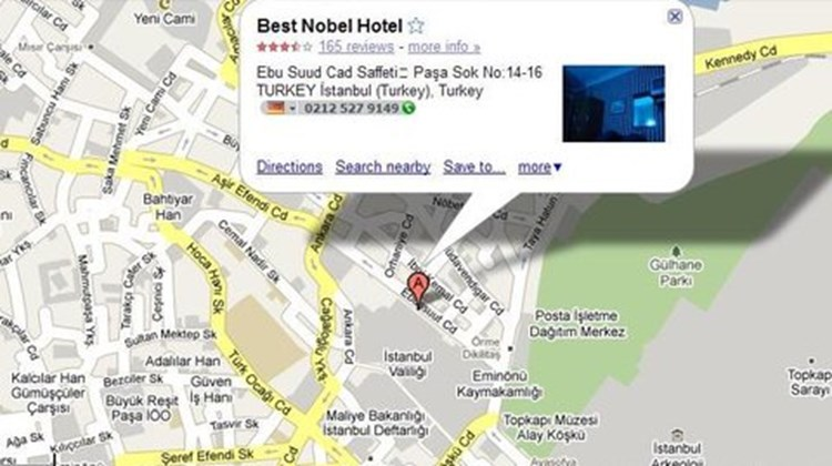 Best Nobel Hotel Istanbul Other