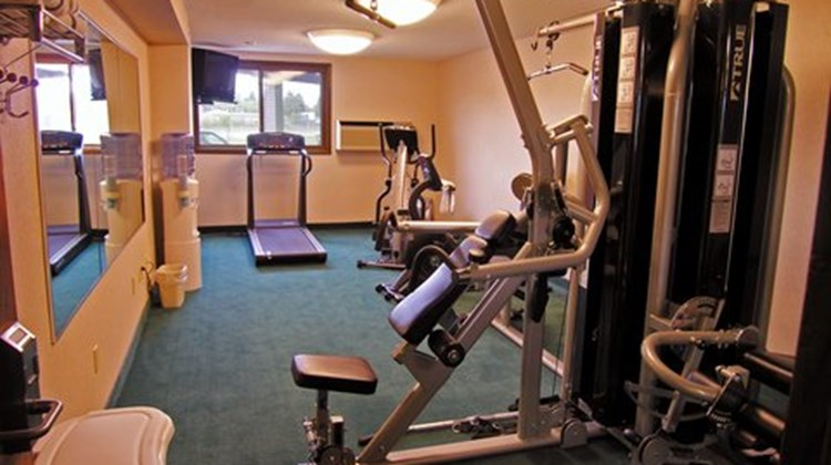 Baraga Lakeside Inn Health Club
