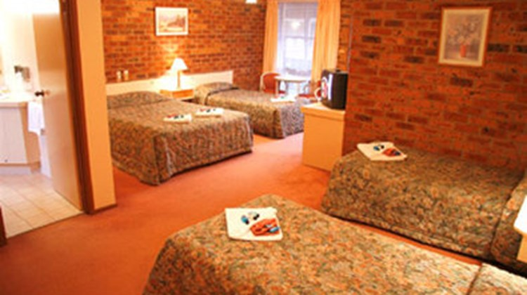Bega Downs Motor Inn Room