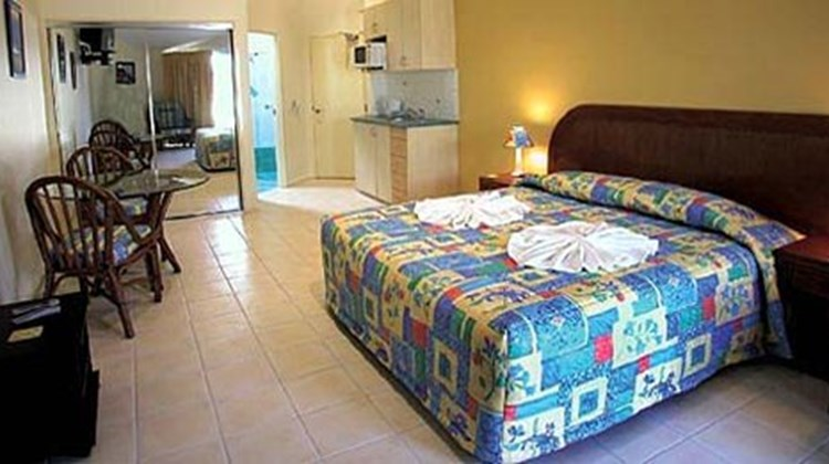 Beachcomber Resort Room