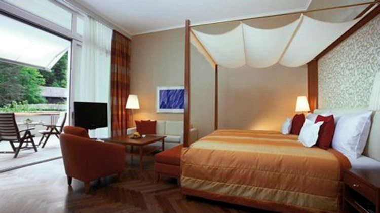 Grand hotel quellenhof spa images videos deluxe bad ragaz switzerland hotels travel weekly for Room spa bad
