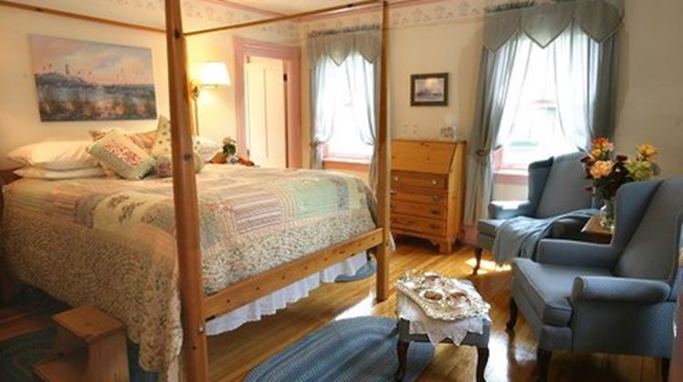 Blue Harbor House, A Village Inn Room