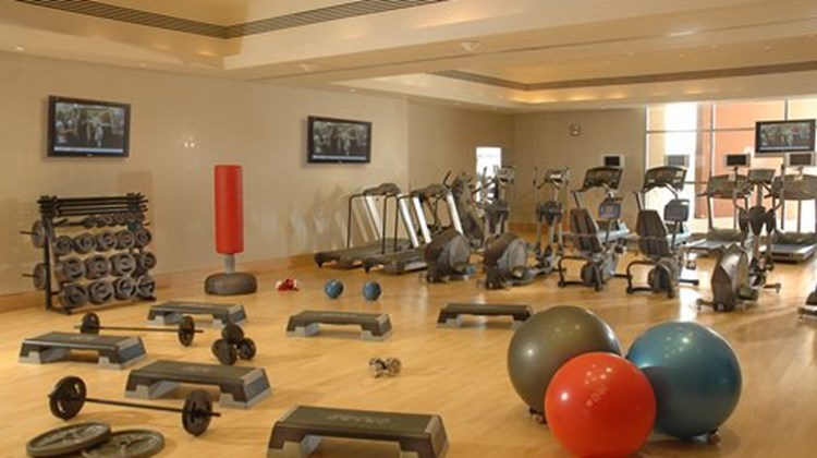 Marina Hotel Health Club