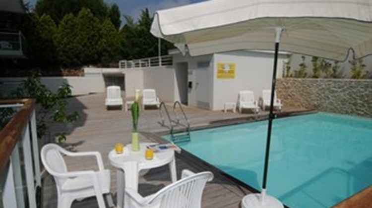 Appart'City Cap Affaires Antibes Pool