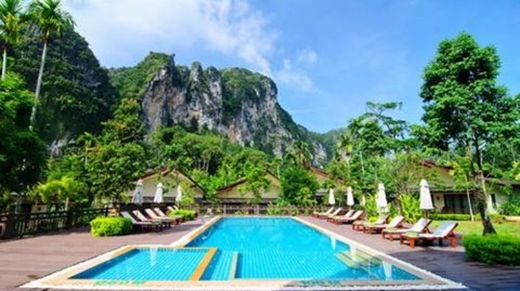 Aonang Phu Petra Resort, Krabi Recreation