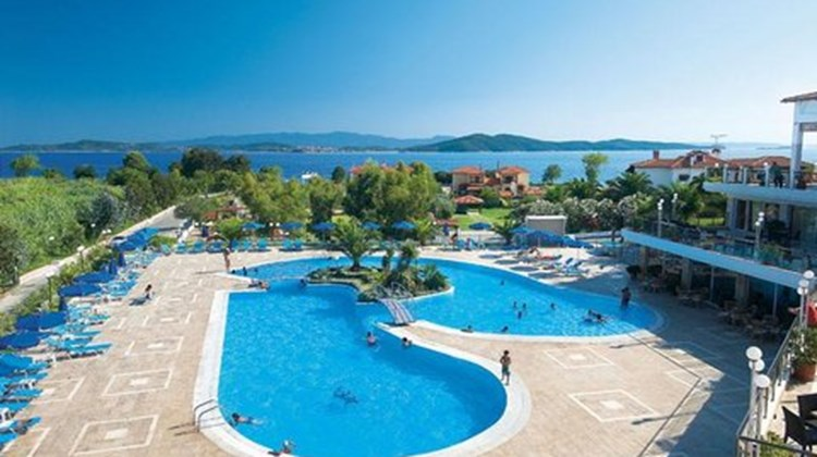 Alexandros Palace Hotel & Suites Pool