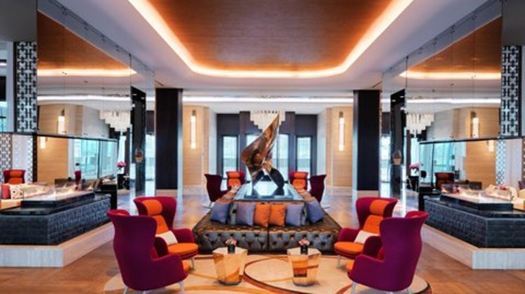 Boulevard Hotel, Autograph Collection Lobby