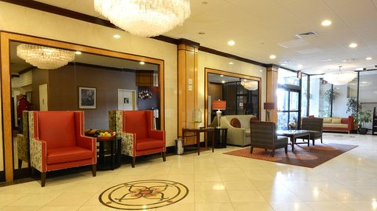 Adria Hotel & Conference Center Lobby