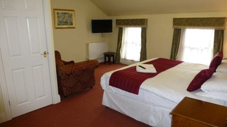 Atherstone Red Lion Room