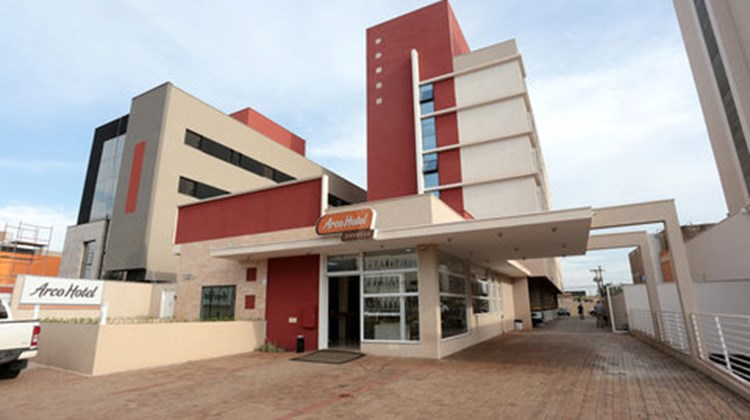 Arco Hotel Ribeirao II Other