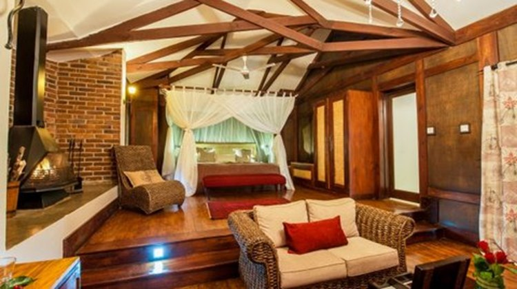 Arusha Coffee Lodge Room
