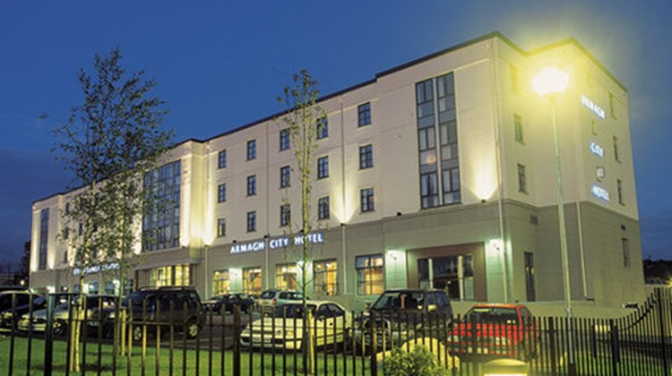 Armagh City Hotel Exterior
