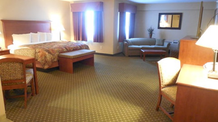 Blue Mountain Inn & Suites Rangely Hotel Suite