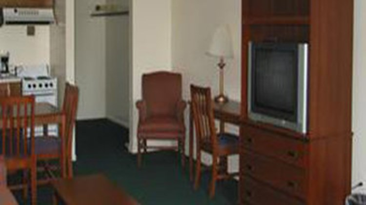Bragg Towers Extended Stay Hotel Room