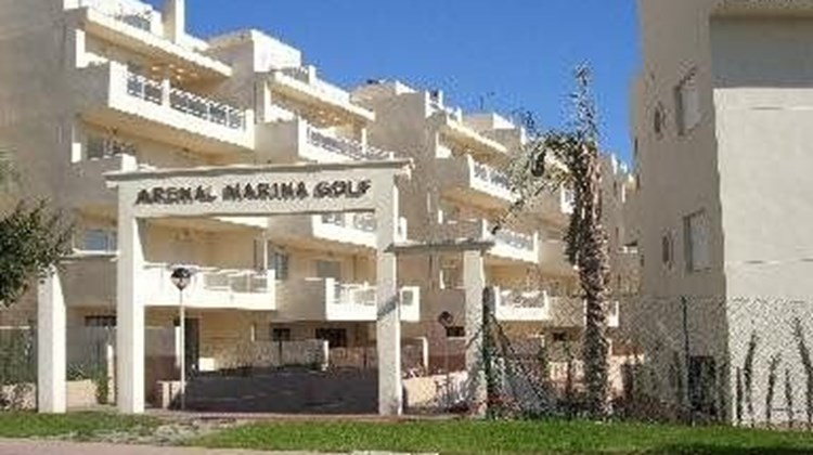 Arenal Golf Marina Apartments Exterior