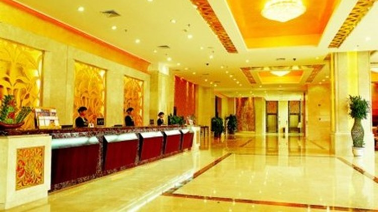 Yi Feng Airport Hotel Lobby