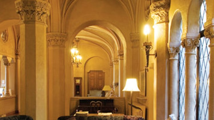 Berkeley City Club Lobby