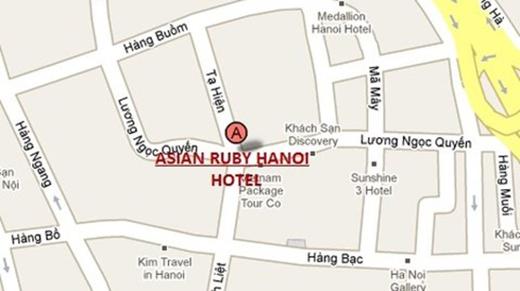 Asian Ruby Hotel Other