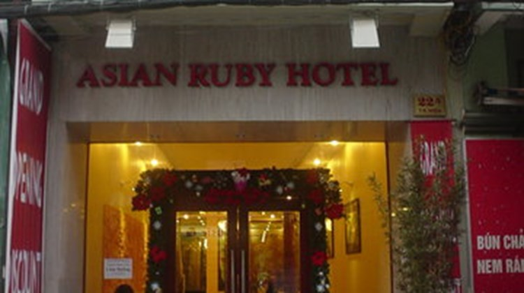 Asian Ruby Hotel Exterior
