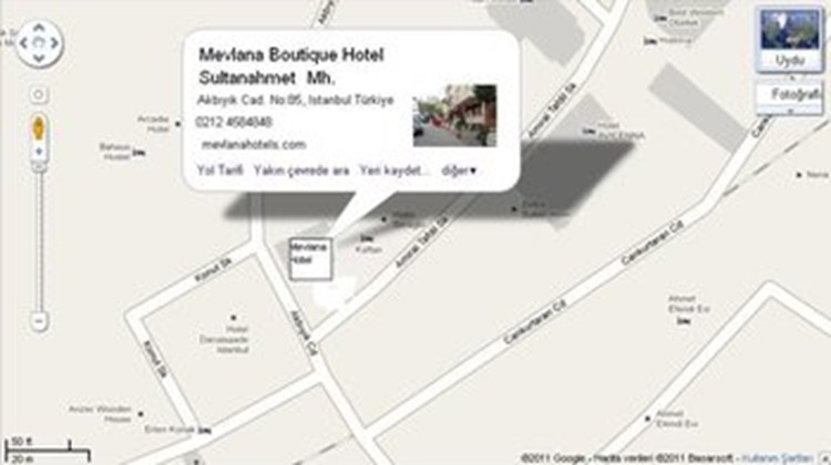 Mevlana Boutique Hotel Other