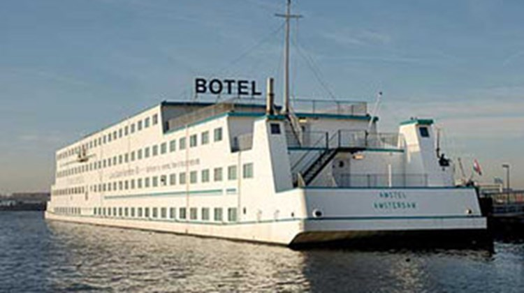 Amstel Botel Hotel Exterior