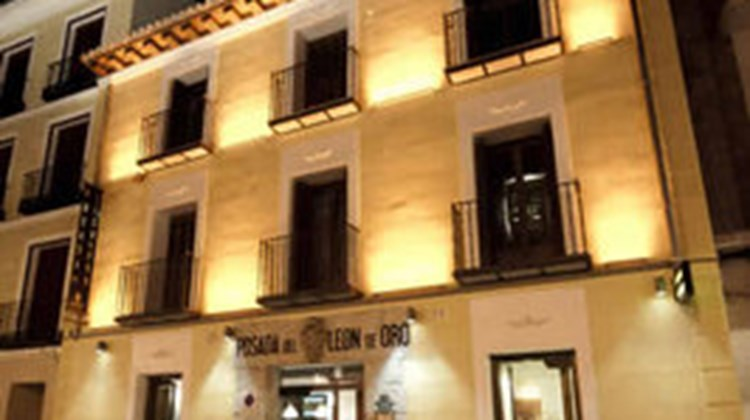Posada del leon de oro images videos first class madrid for Hotel calle arenal madrid