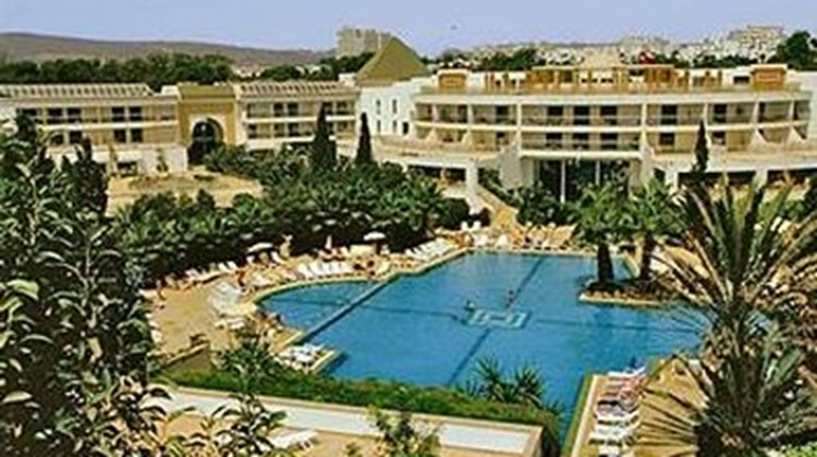 Agadir Beach Club Hotel Pool