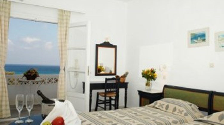 Aphrodite Beach Hotel Room