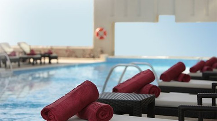 Media Rotana - Barsha South Pool