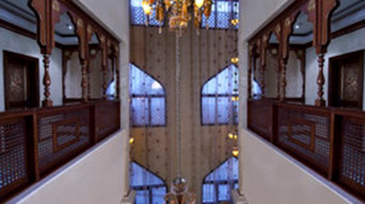 Musheireb Boutique Hotel Lobby