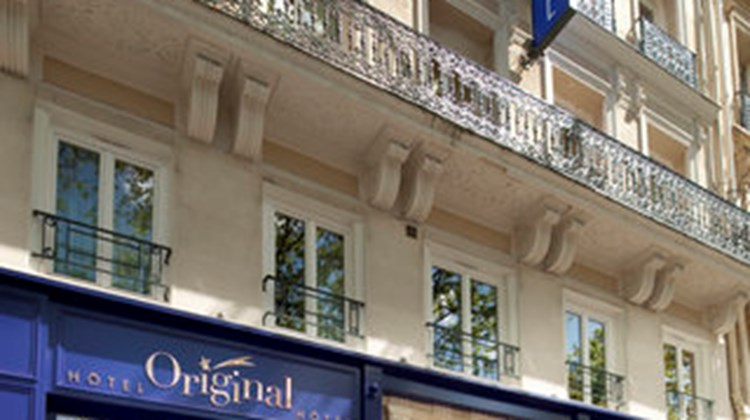 Hotel original paris images videos first class paris for Hotel original france
