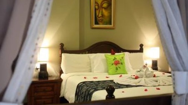 Anggun Boutique Hotel Room