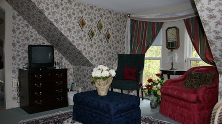 Augustus Bove House Room