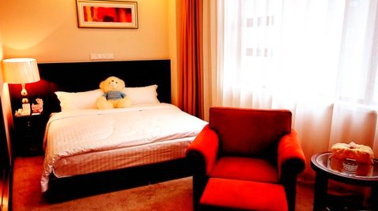 Li Jing Hotel Guilin Room