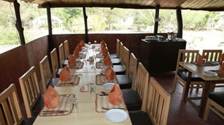 Lotus Resort Ramchandi Beach-Konark Restaurant