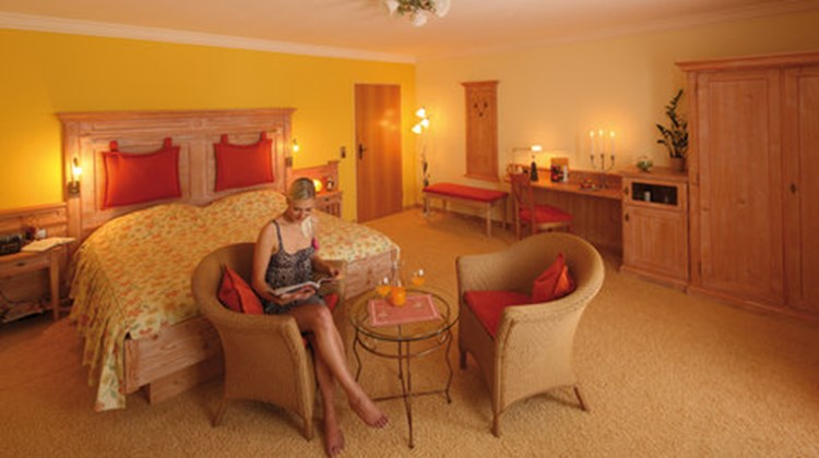 Auerhahn Wellnesshotel Room